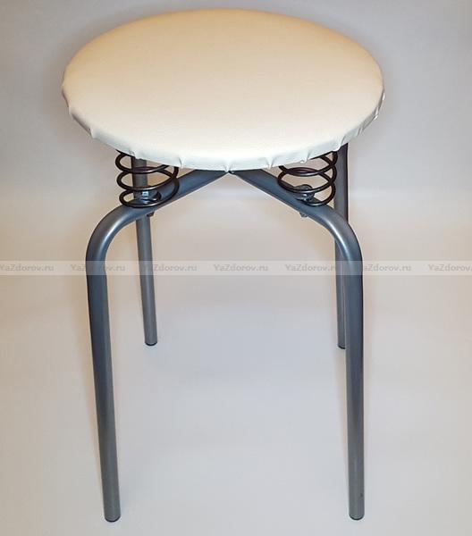 Волновой стул (табуретка) Агашина