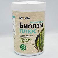 «Биолам плюс» — гель фукус с ламинарией, 500 г.