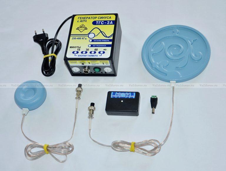 Катушки Мишина — прибор, для излечения хронических болезней