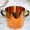 Кастрюля медная 2,7 л. без крышки, медь М1 — 8900 р.